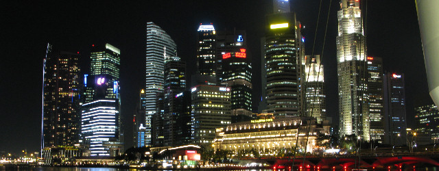 In der letzten Woche durfte ich zum ersten Mal geschäftlich aus Deutschland raus. Direkt einmal halb um die Erde rum nach Singapur. Anreise – Samstag Wir durften, durch die 12h […]